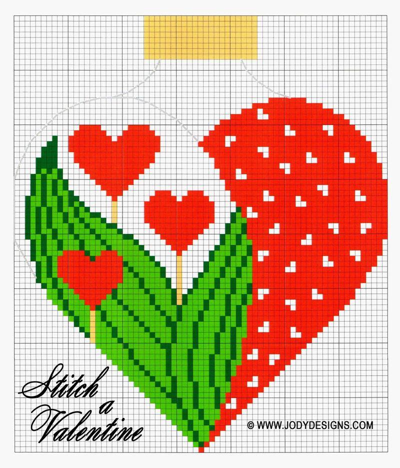 Blog:Stitch a Valentine-gift