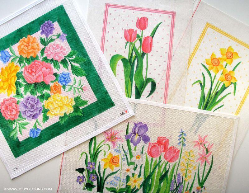 Blog:spring flowers