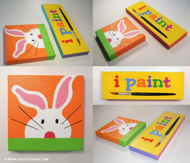 Group-ipaint & bunny