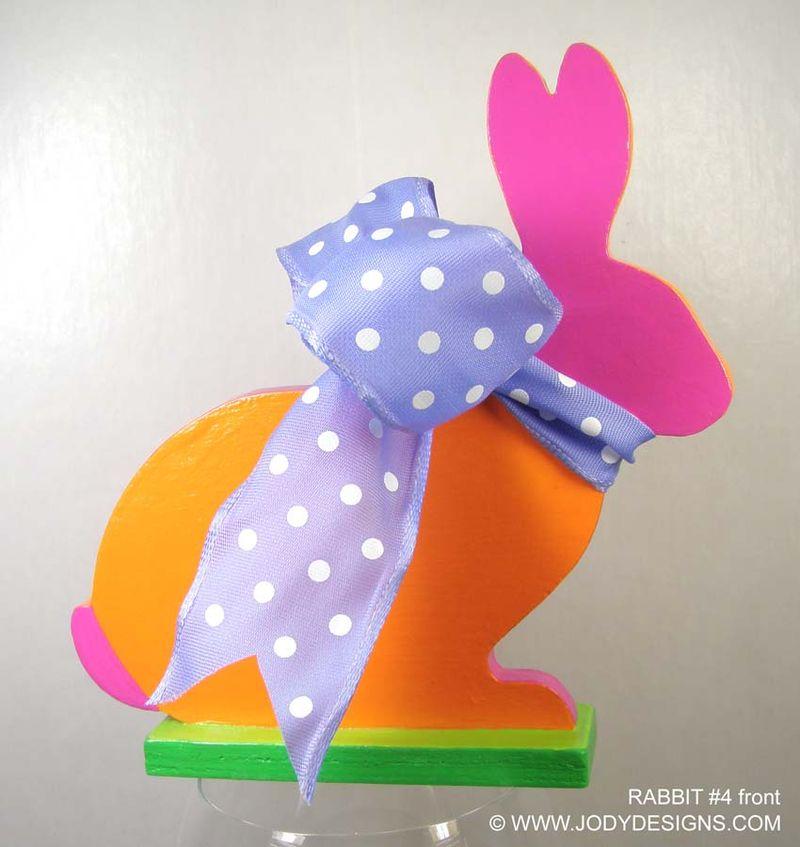 ETSY - Rabbit #4 : front