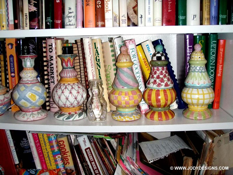 Blog:shakers on shelf