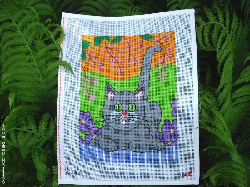 Blog:Gray cat:orange