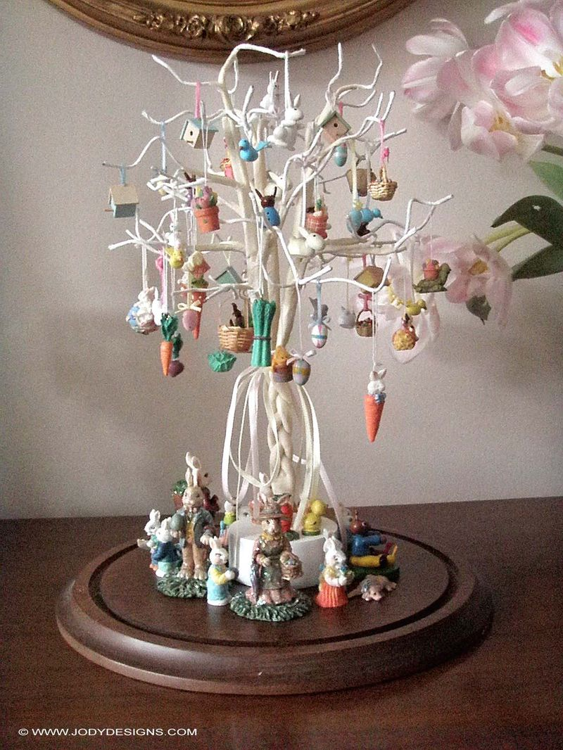 Blog:Easter tree