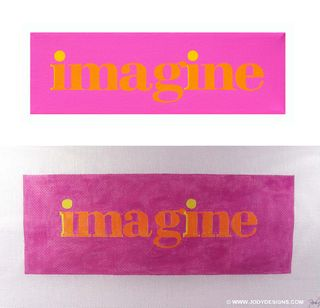 Imagine-canvas & wall art