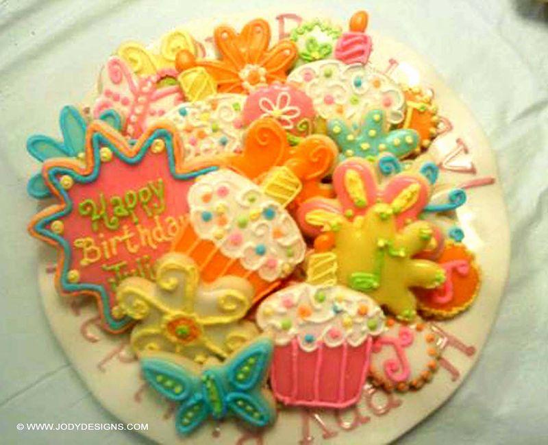 Cookies round:blog