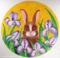 ETSY #2-Bunny w-Iris-BLOG