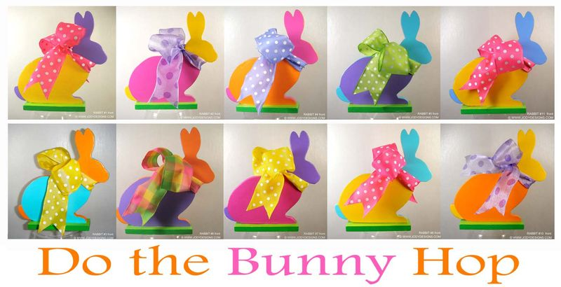 Blog:do the bunny hop