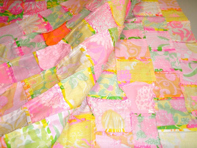Fabric back side