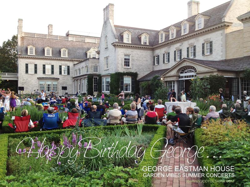 Garden Vibes 7-12 Eastman House w-text