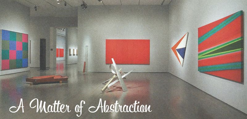 Blog-Matter of abstraction